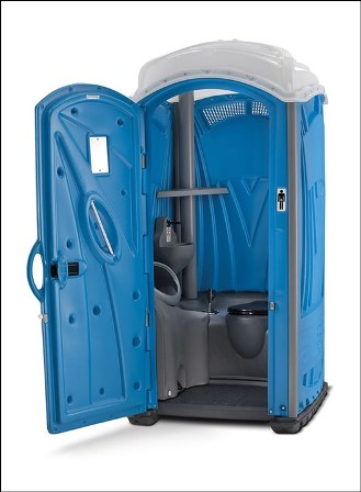 Mobile toilet business