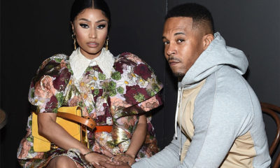 Nicki Minaj Hubby arrested by Feds for failing to register as sex offender
