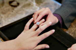 married in 2021 engagement procedures steps