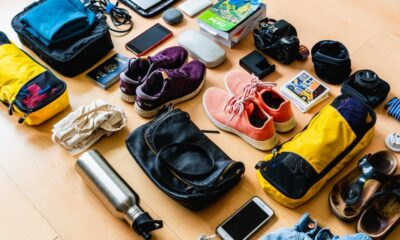10 Essential Travel Items To Consider For December Vacation Trips